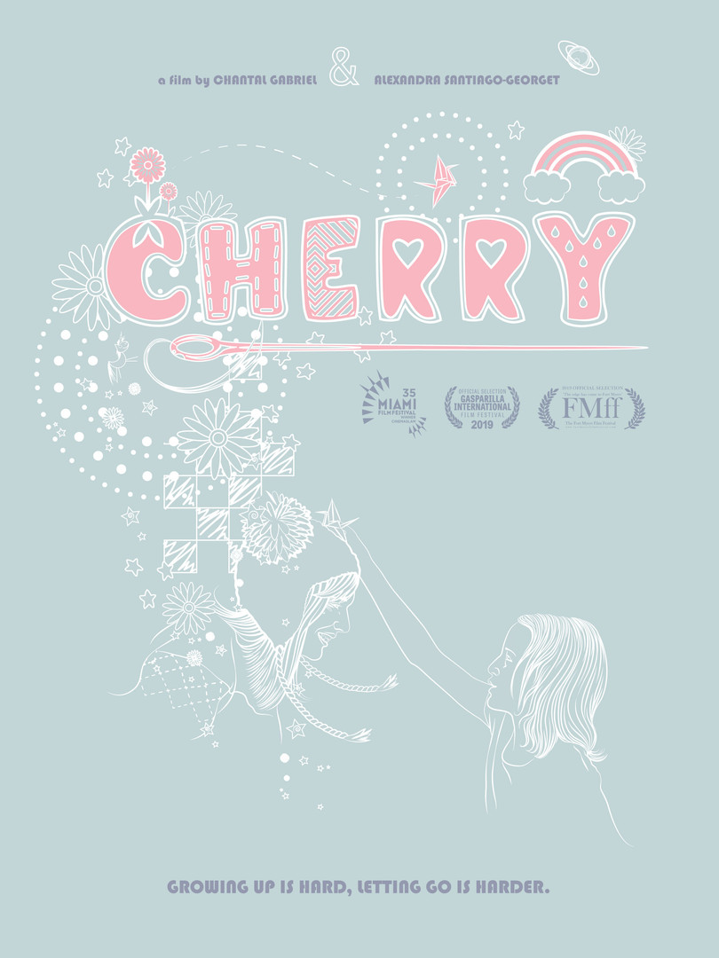 """Official Poster for """"Cherry"""""""