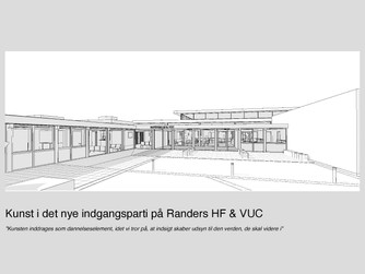 RANDERS HF & VUC / KUNSTRÅDGIVNING