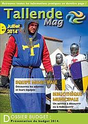 Tallende mag 1 - juillet 2014