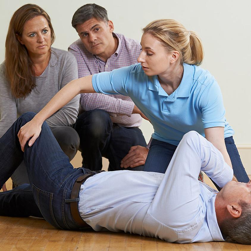 Formation premier secours : mettez-vous à jour