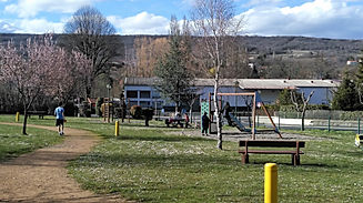 Parc de jeux Tallende