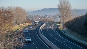 Fermetures et déviations liées aux travaux sur l'A75 : les infos jour par jour