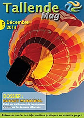 Tallende Mag 2 - décembre 2014
