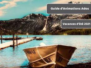 Vacances actives avec le Pass'ados