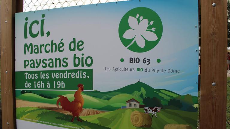 Marché de paysans Bio