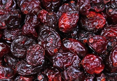 Baies de cranberry sèche (vendu par lot 500g)
