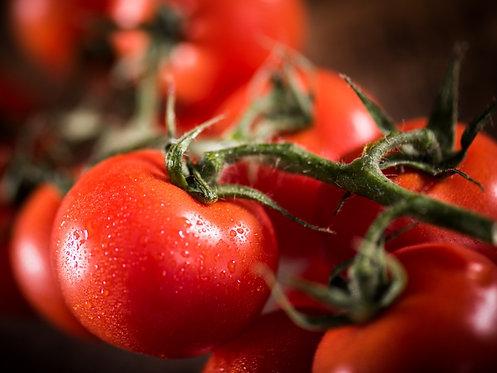 Tomate cockail grappe (vendu par lot de 500g)
