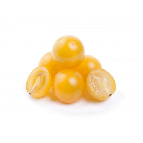 Tomate cerise jaune (vendu à la barquette de 250g)