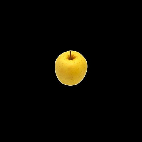Pomme golden petit calibre (vendu par lot de 4 pièces)