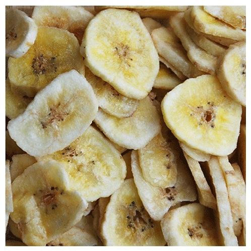 Chips de banane (vendu en lot de 500g)