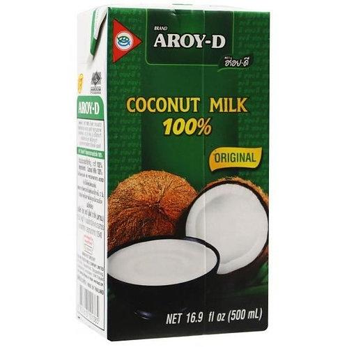 Lait de coco (vendu au litre)