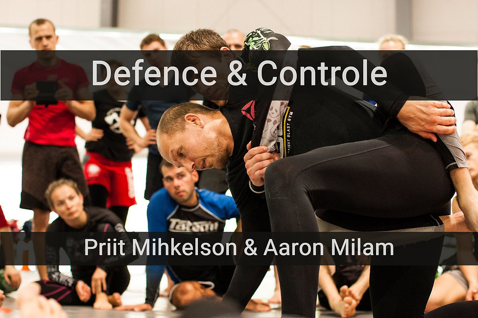 Defence & Controle Camp