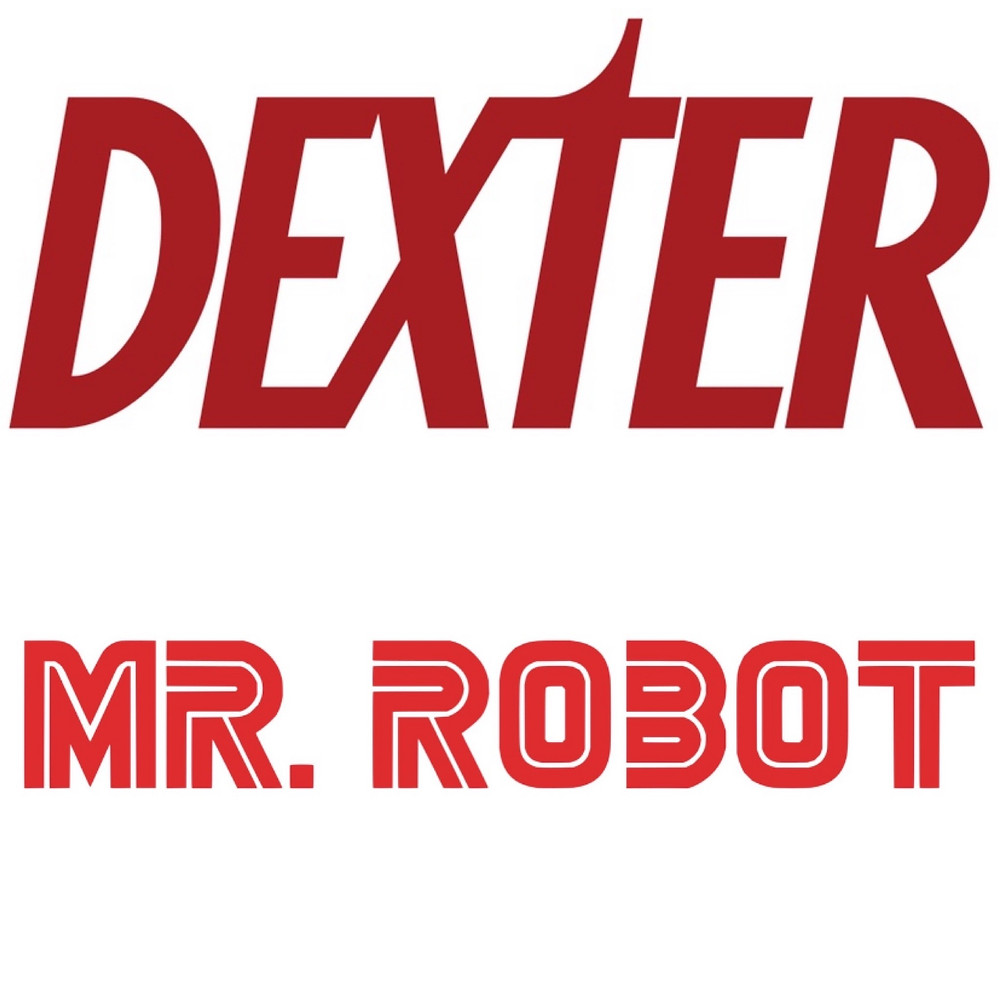 Dexter serial killer and Mr Robot cyber-vigilante TV show