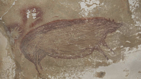 The World's Oldest Animal Painting is Being Destroyed by the Effects of Climate Change