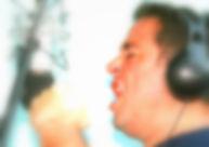Sergio Catalogna - Locutor - energía de la voz en estudio