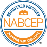 NABCEP Registered Provider_Photovoltaic