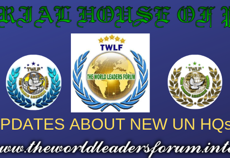BRIEF UPDATES REGARDING NEW UN HQ PLANS ~09/05/2019