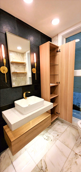 SF - Main Bathroom Remodel