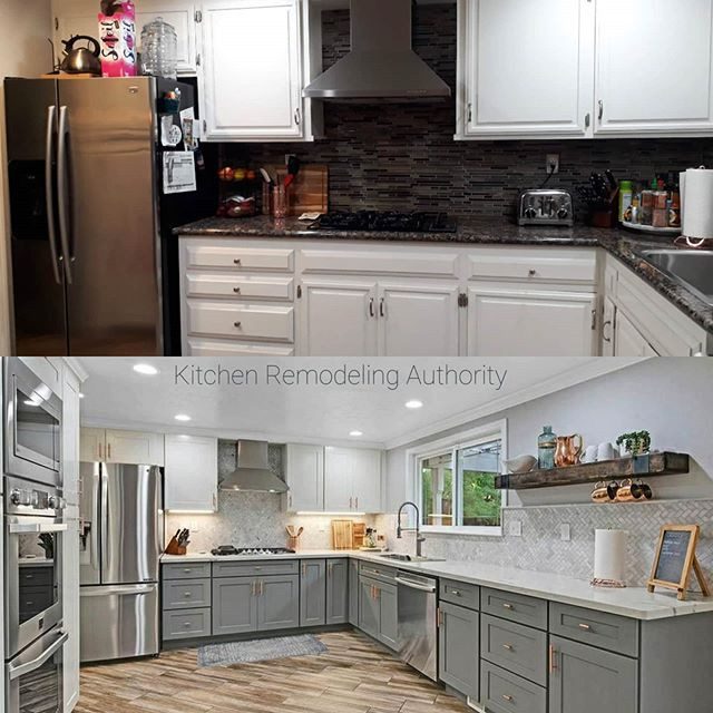 Walnut Creek Kitchen Remodel