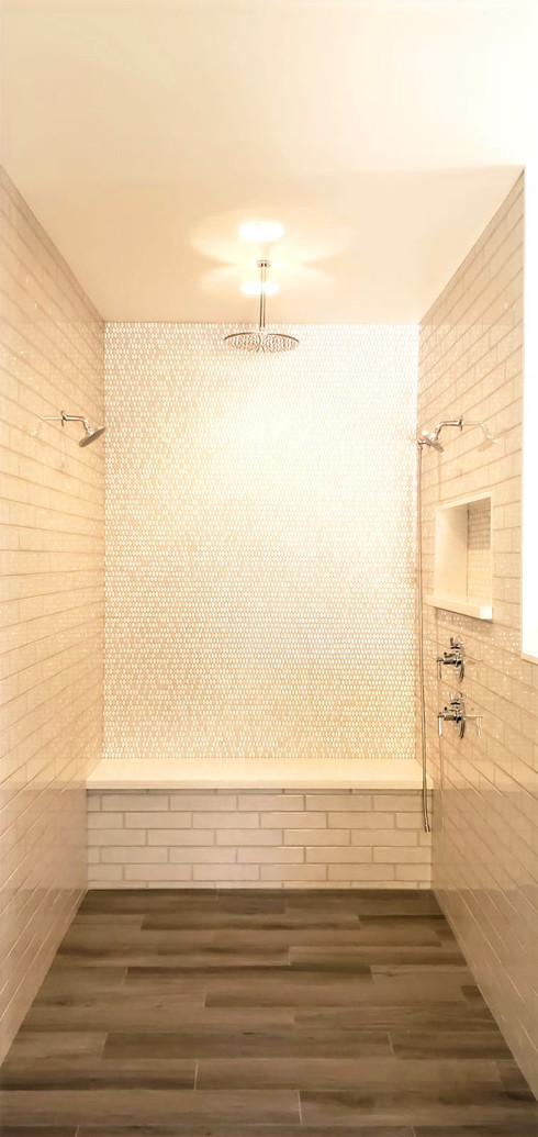 L- Master Bathroom