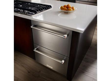 Undercounter Refrigerator Drawers