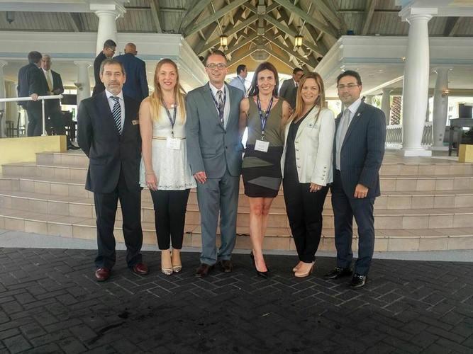 Participacion como oradora en Mesa Redonda de Reguladores de Juego de Latinoamérica y el Caribe - Agosto 2016 - Sede Curazao