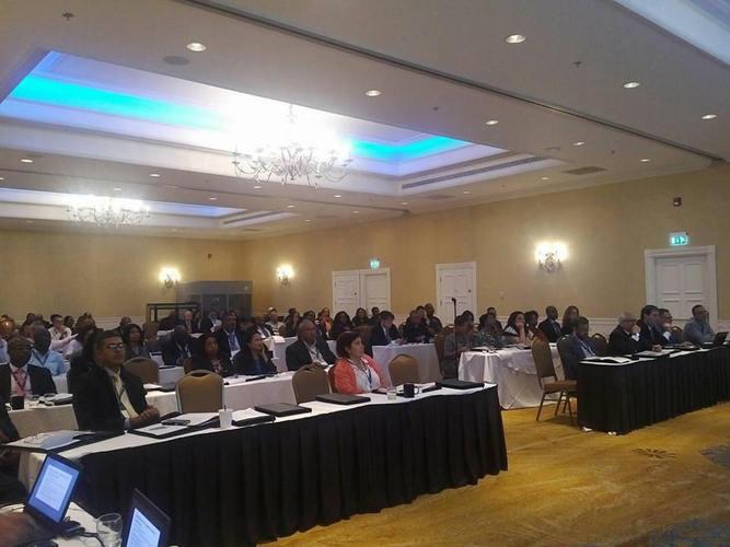 Participacion en Mesa Redonda de Reguladores de Juego de Latinoamérica y el Caribe - Agosto 2016 - Sede Curazao