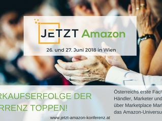 JETZT Amazon: Alles über Marketplace Marketing und Amazon