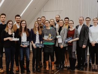 MMA Austria zeichnet St. Pöltner FH-Studenten für  Mobile-Marketing-Konzepte mit MMA Rookie Award au