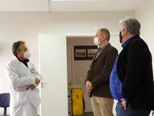 Manutenção de convênios para estágios e projetos da Unicentro em parceria com o hospital de Irati