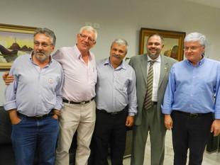 Santa Casa de Irati e representantes da Região participam de Reunião na Casa Civil em busca de recur