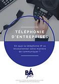 Doré et Blanc Moderne Société Entreprise