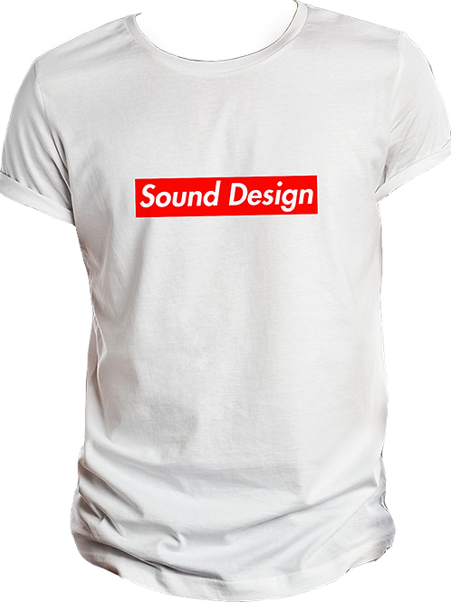 Exclusive Sound Design Tee