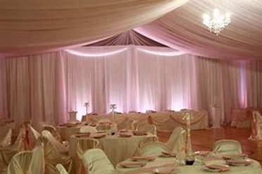 Full Room Drapery