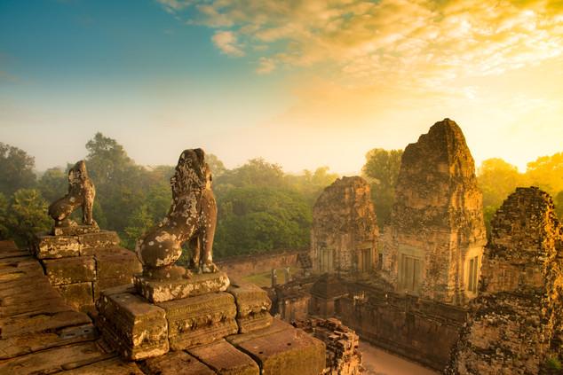 Pre Rup temple, Cambodia