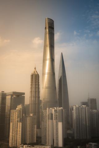 Shanghai, April 2018