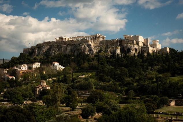 Athens, April 2019