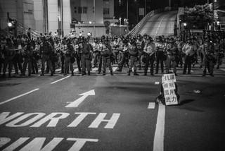 Spark of revolution, 28 October 2014