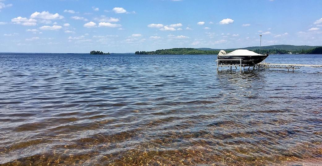 Pristine Lake Front