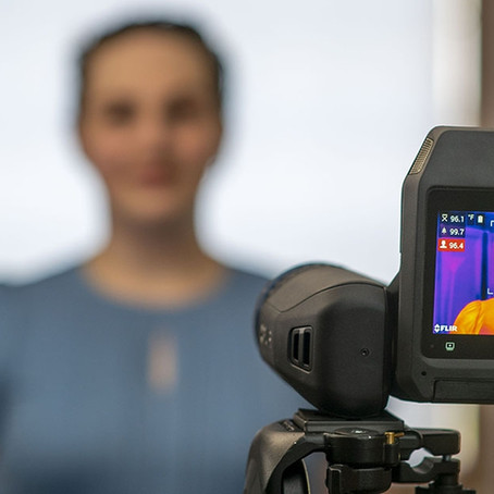 Câmeras Termográficas no Combate ao Coronavírus: entenda suas vantagens e aplicações