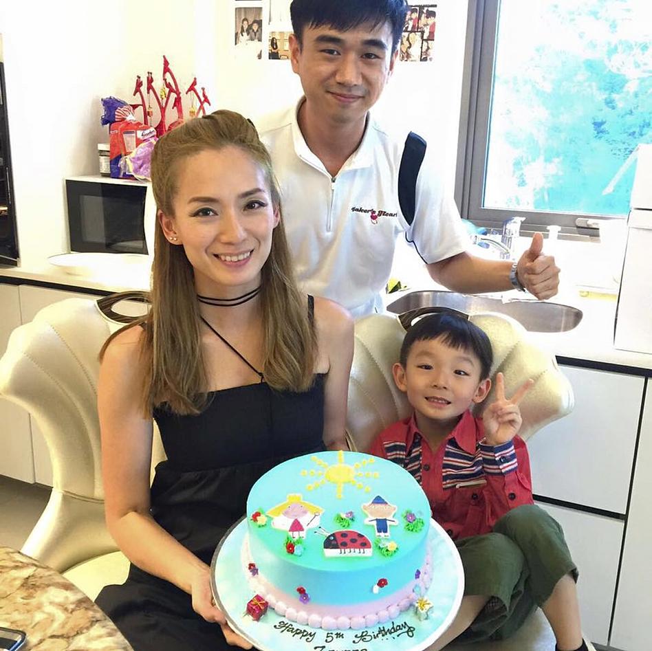 Bakers Heart Customised Kids Birthday Cakes