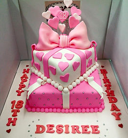 customised kids birthday cake singapore