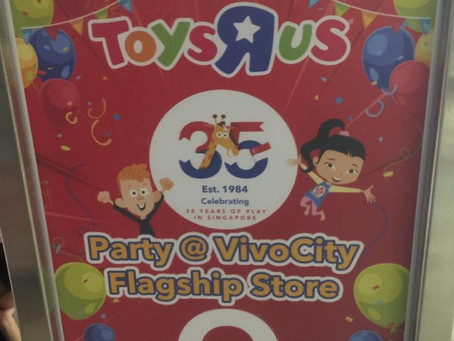 Happy 35th Birthday, Toys'R'Us