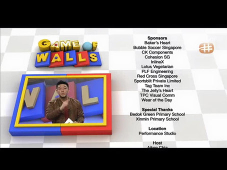 "Sponsored OKTO channel ""Game of Walls"""