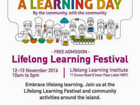 Baker's Heart @ LifeLong Learning Festival 2016