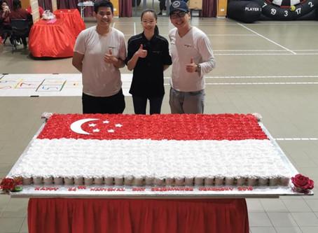 Happy Birthday Singapore!!!
