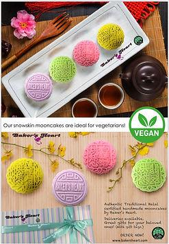 BH Snoskin mooncakes