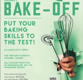 Project Bake-Off 2019
