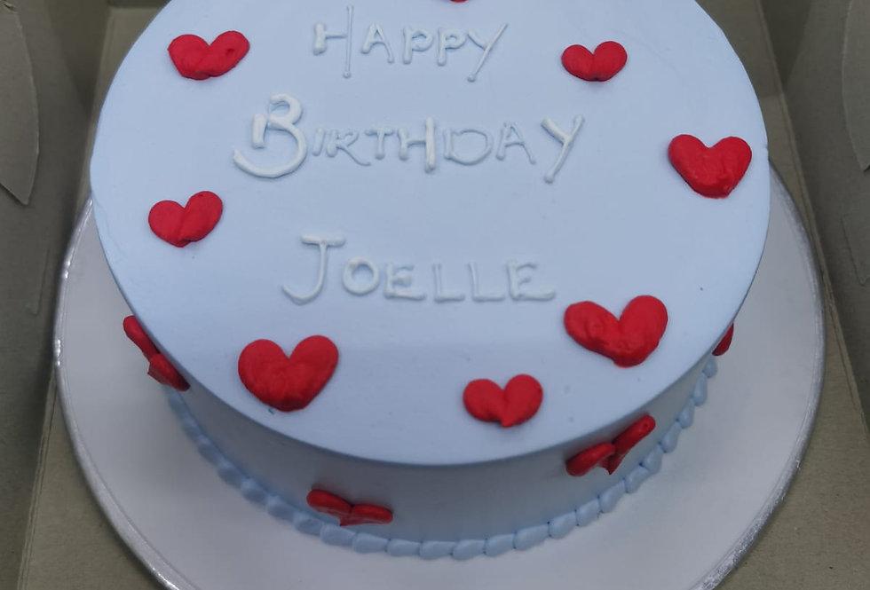 hearts you cake