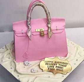 Fondant Handbag